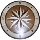 Nāmaka 06 Compass Rose